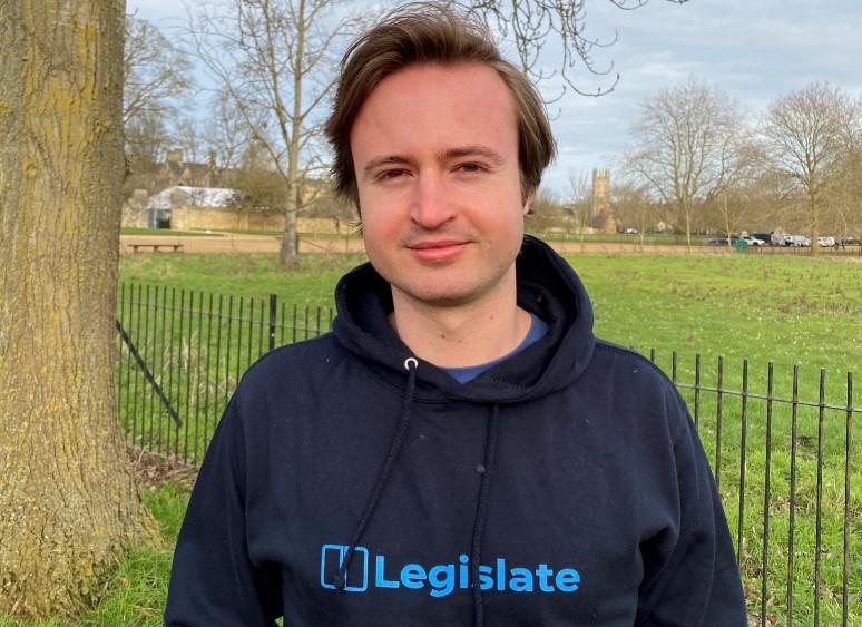 Legislate Technologies secures £1 million Seed investment led by Parkwalk Advisors