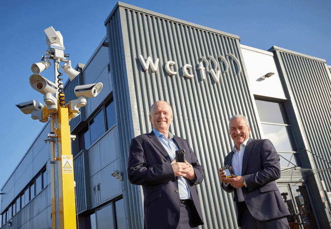 Wireless CCTV secures £30 million Growth Private Equity investment from LDC