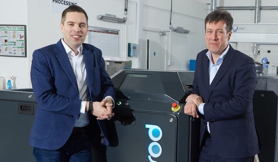 Additive Manufacturing Technologies secures £2.5 million Series A Follow On investment led by Mercia