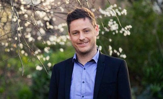 Kenny Ewan CEO Wefarm