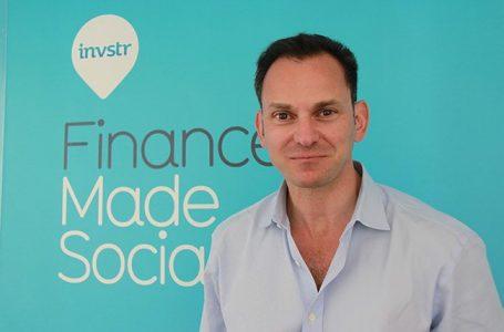 Kerim Derhalli CEO of Invstr