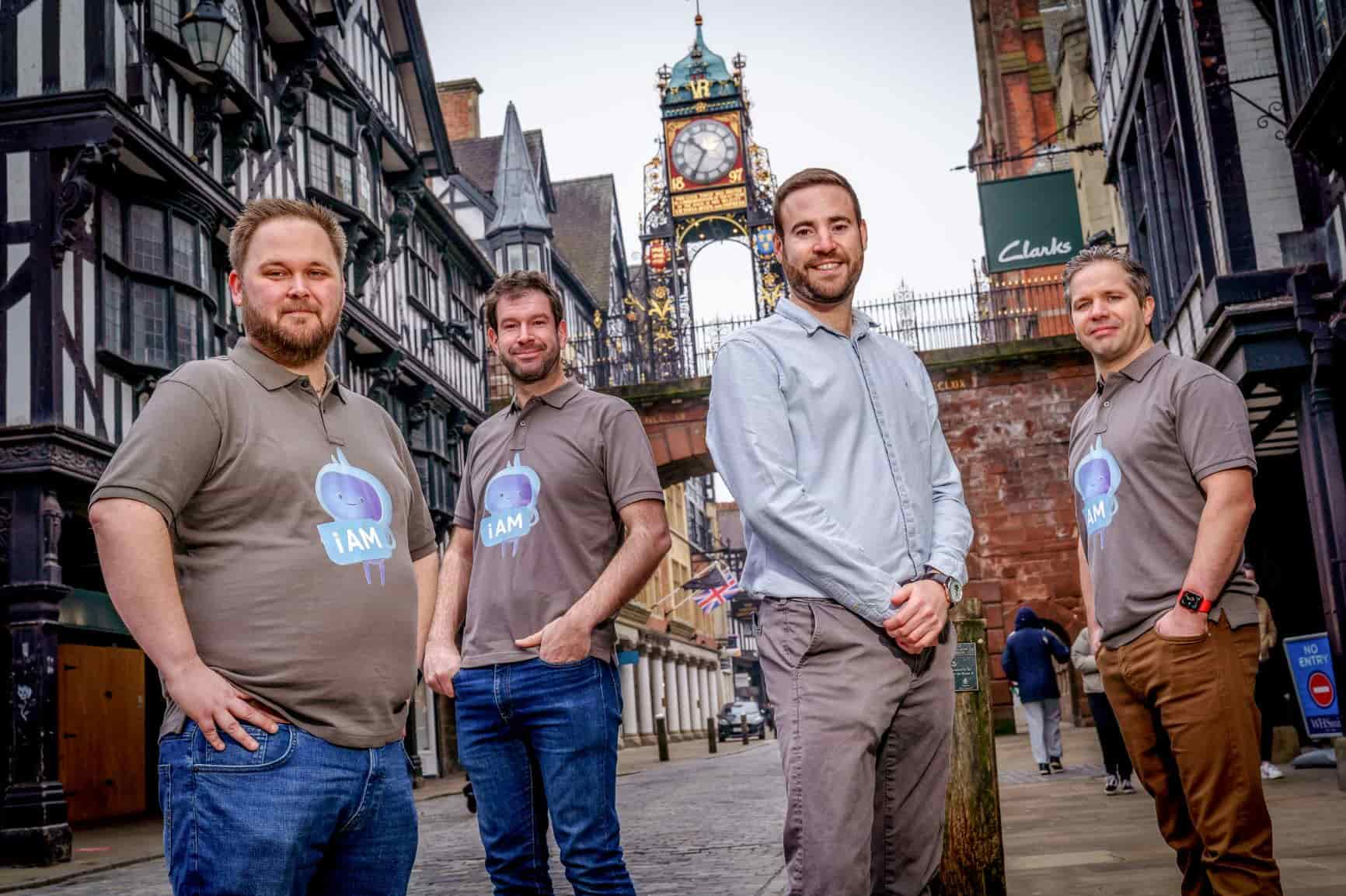 iAM Compliant secures £1 million Seed investment from Maven