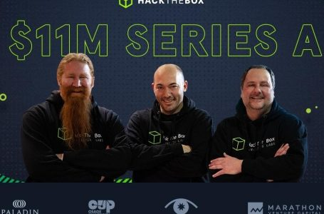 Hack The Box secures £7.7 million Series A investment led by Paladin Capital Group