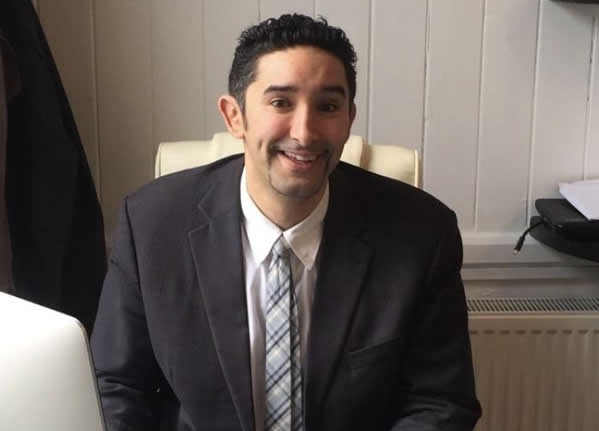 Leon Hady Founder and CEO Guide Education