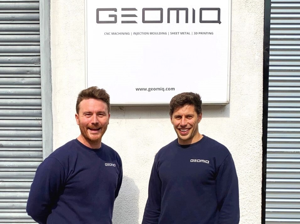 Geomiq secures £2.9 million Seed investment led by Samaipata