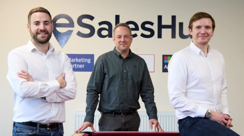 eSales Hub secures £1.65 million Series A investment led by Maven