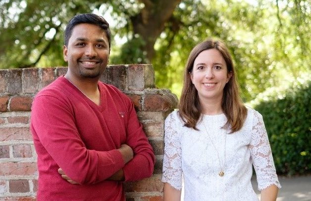Alexa-Maria Rathbone Baker and Ketan Anand Co Founders Tripabrood