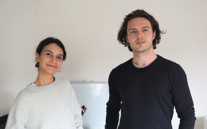 Dan Yates and Mehrnaz Tajmir Co Founders Greener.io