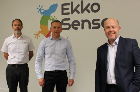EkkoSense secures Debt investment from Maven