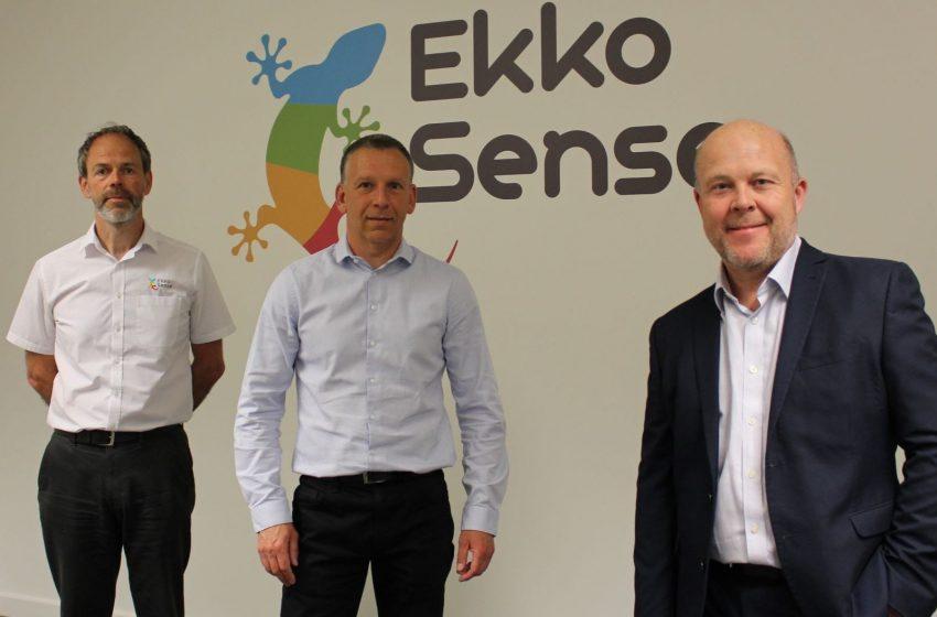 EkkoSense secures Debt investment from Maven