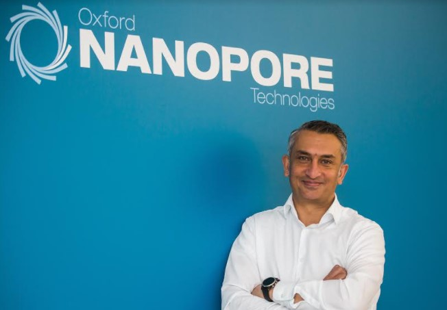 Oxford Nanopore Technologies secures £195 million Series H+ investment from investors including M&G Investments