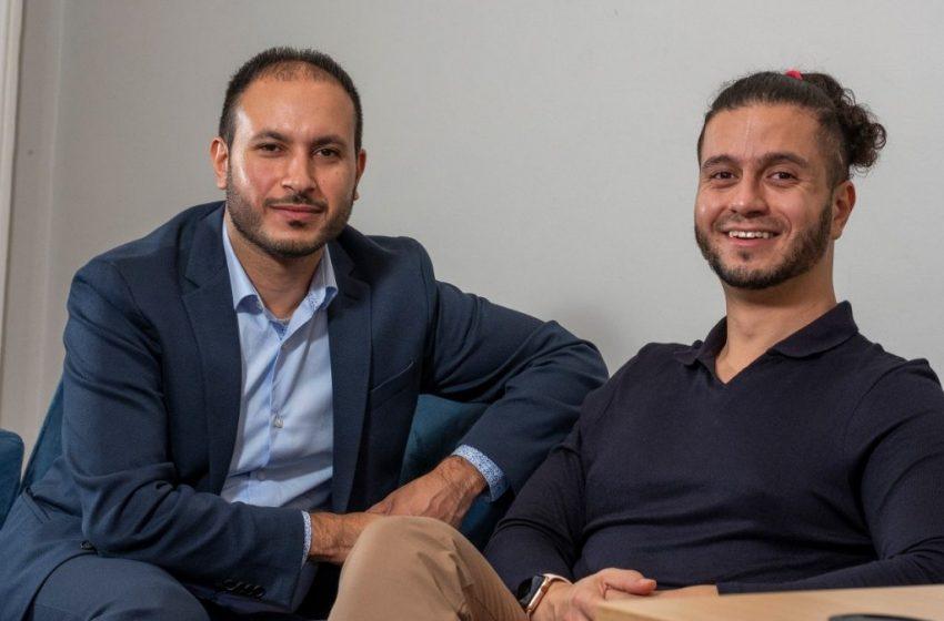 Zeiad Idris and Fizel Nejabat Co-founders Algbra