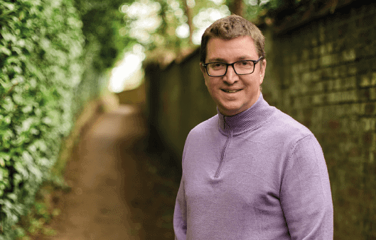 Ben Pollard CEO of Cushon