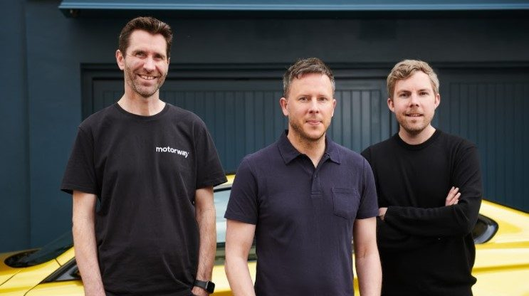 Motorway Online secures £48 million Series B investment led by Index Ventures