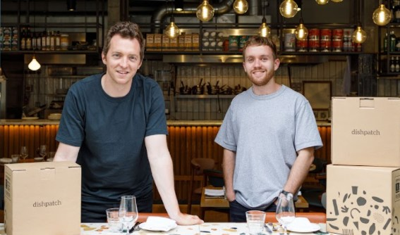 Dishpatch secures £10 million Seed investment co-led by Andreessen Horowitz and LocalGlobe
