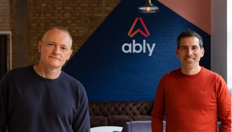 Ably Real-Time secures £50.6 million Series B investment co-led by Insight Partners and Dawn Capital