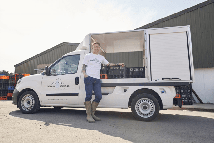 Modern Milkman secures Series A Follow On investment from Insight Partners
