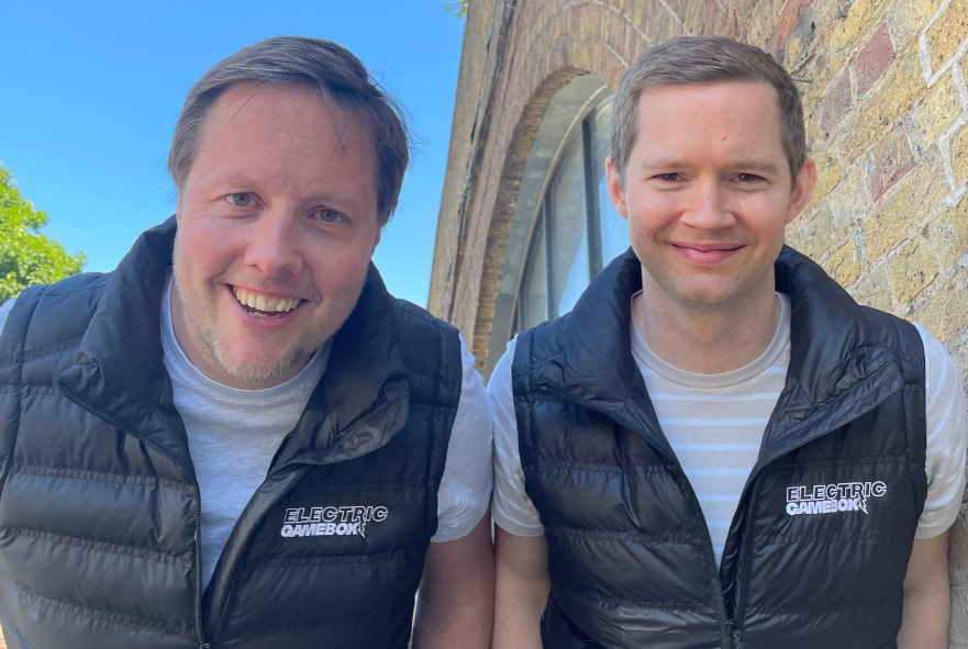 Immersive Group Gaming (t/a Electric Gamebox) secures £7.8 million Series A Follow On investment