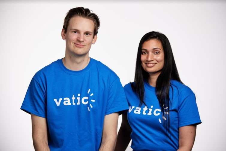 Senseutics (t/a Vatic) secures £4.6 million Seed investment led by LocalGlobe and Hoxton Ventures
