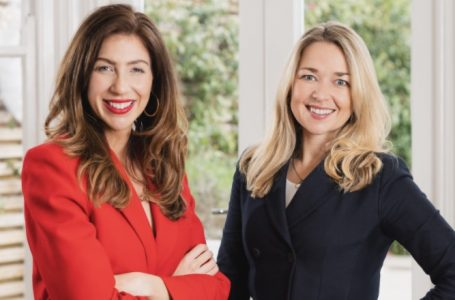Morgan Fitzsimons and Kelly McCabe Co-Founders of Perci Health