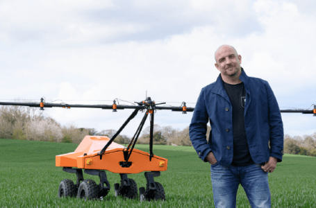 Small Robot Company secures £4 million Seed Follow On investment via Crowdcube