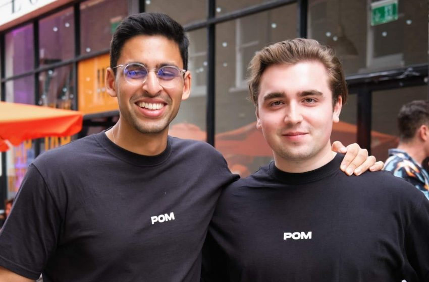 The Power of Music (t/a POM) secures £1.5 Pre-Seed investment ahead of launch