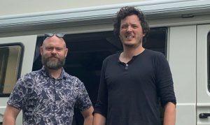 Richard and Jason Co Founders HolidayFox