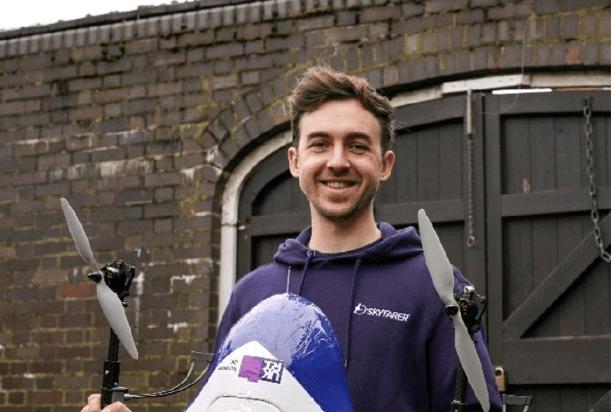 Elliot Parnham Founder Skyfarer