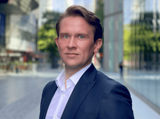 Mark Badyra CEO Appital