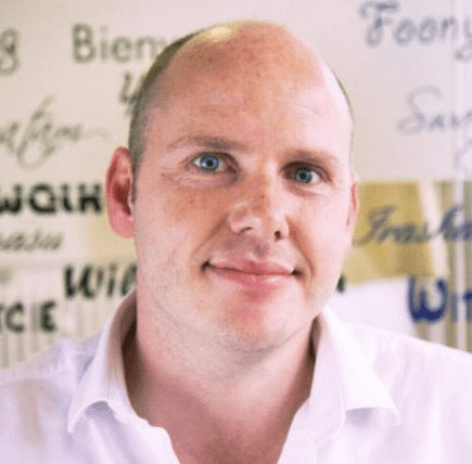 Daniel Callaghan, CEO Veremark