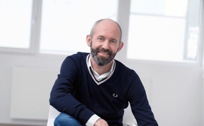 Mark Hartley CEO Bankifi