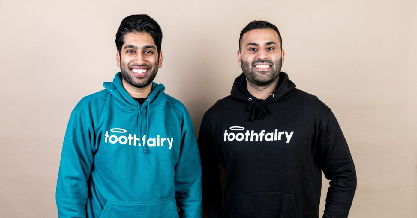Tooth Fairy Healthcare secures £3 million Seed investment led by ADA Ventures and Slingshot