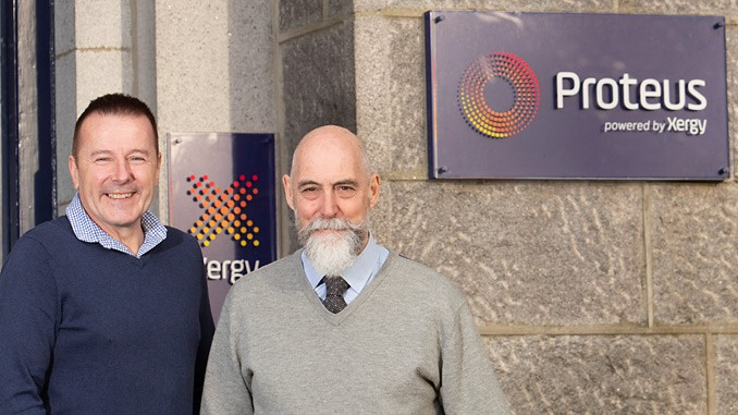 Xergy Group (t/a Proteus) secures £4.25 million Series A Follow On investment from investors including Scottish Enterprise