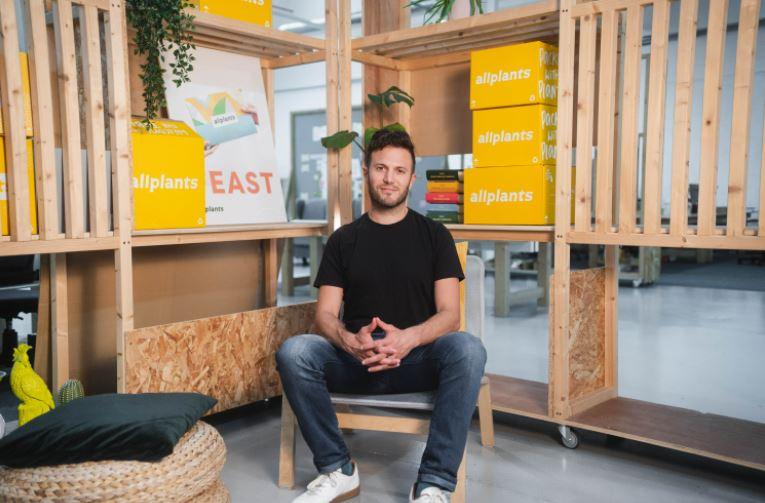 allplants secures £38 million Series B investment led by Draper Esprit