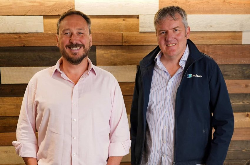 Martin Bysh and Paul Dodd Co Founders Huboo